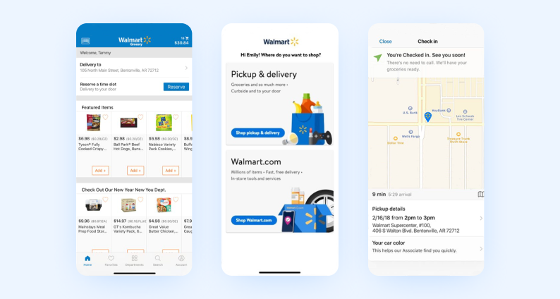 best react native apps — walmart
