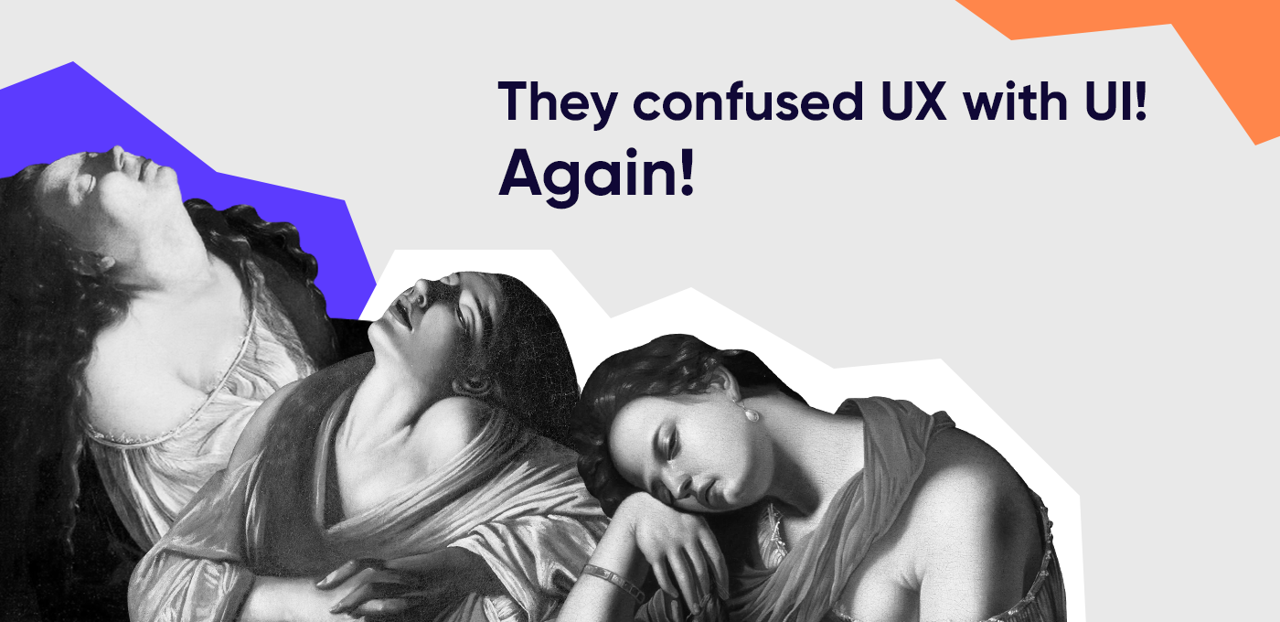 What's the difference between UX and UI?