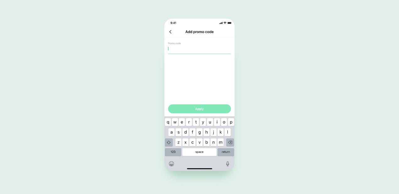 UX дизайн приложения