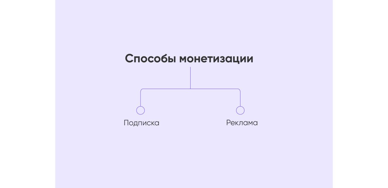 как создать стриминговый сервис