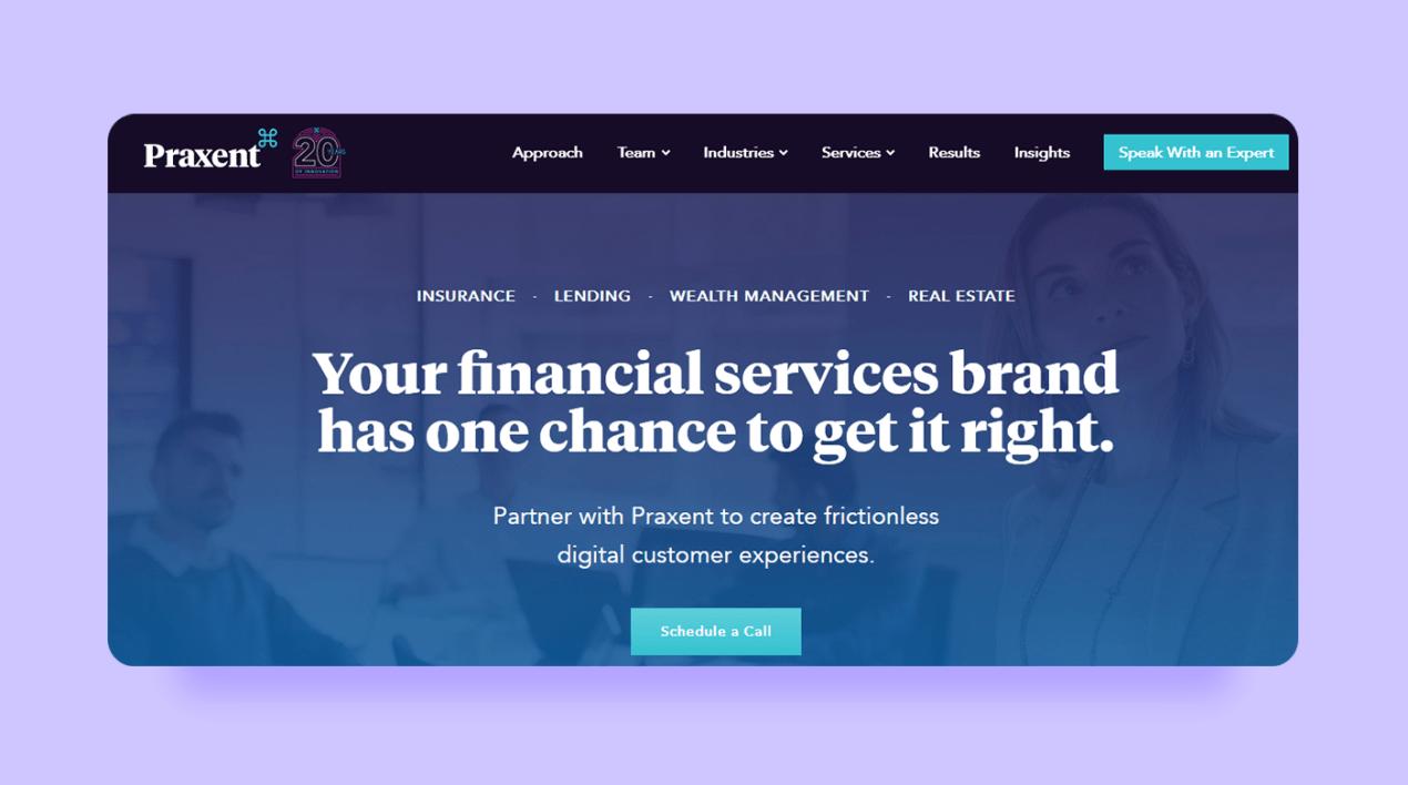 Top UX Agencies - Praxent