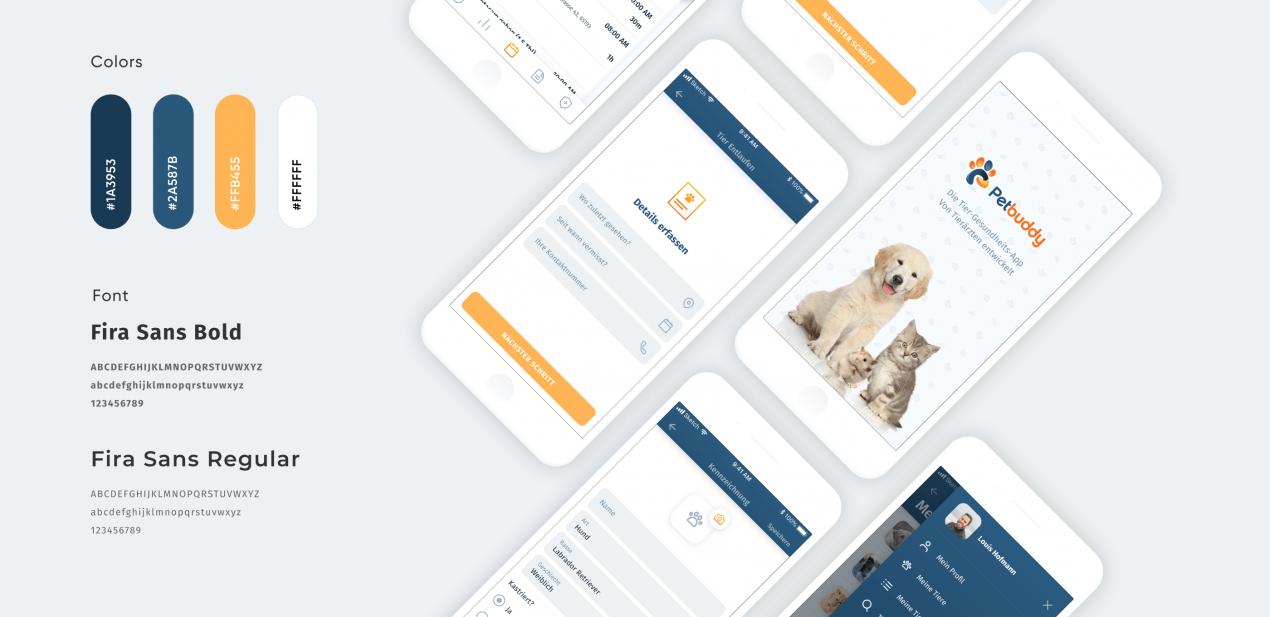 marketplace app development — ui/ux