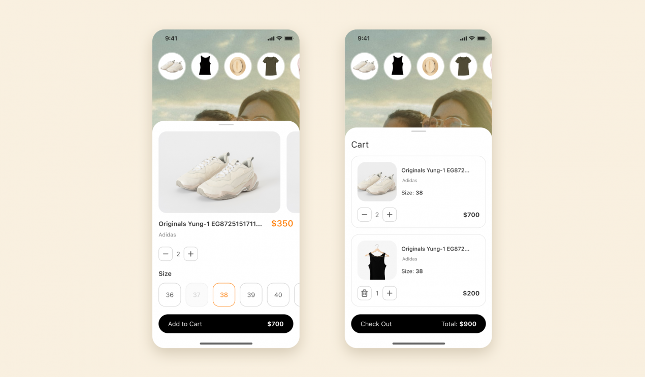 live stream shopping app development