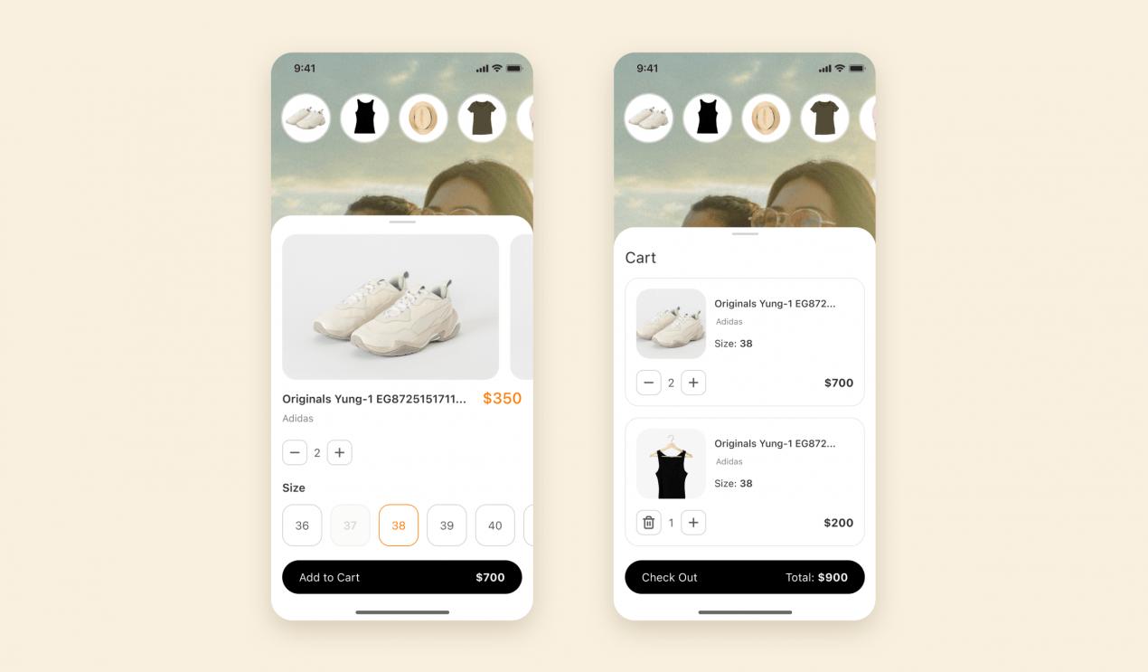 Разработка live stream shopping приложения