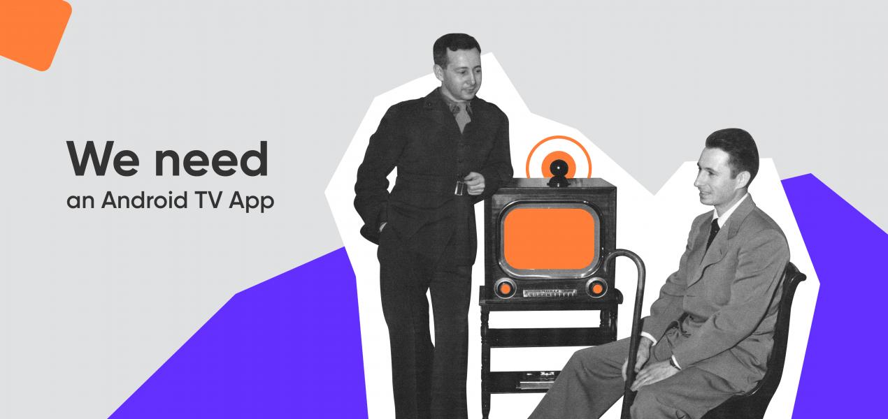 Android TV app Development