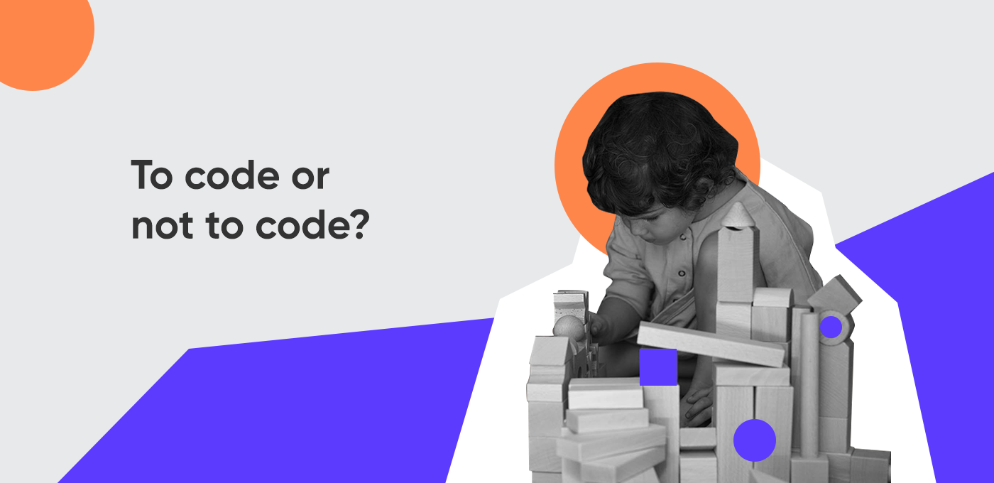 What is no-code