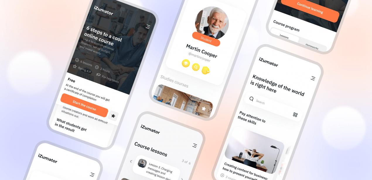 online education platforms design and development