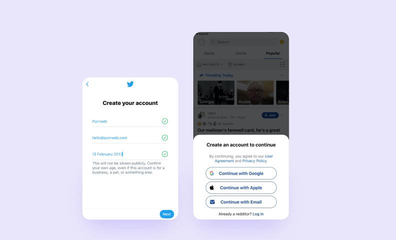How to make a social media app — Twitter, Reddit