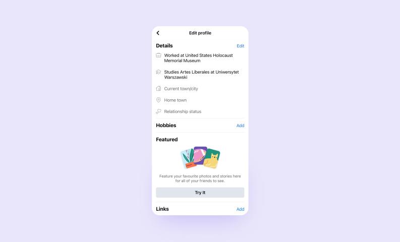 How to make a social media app — Facebook