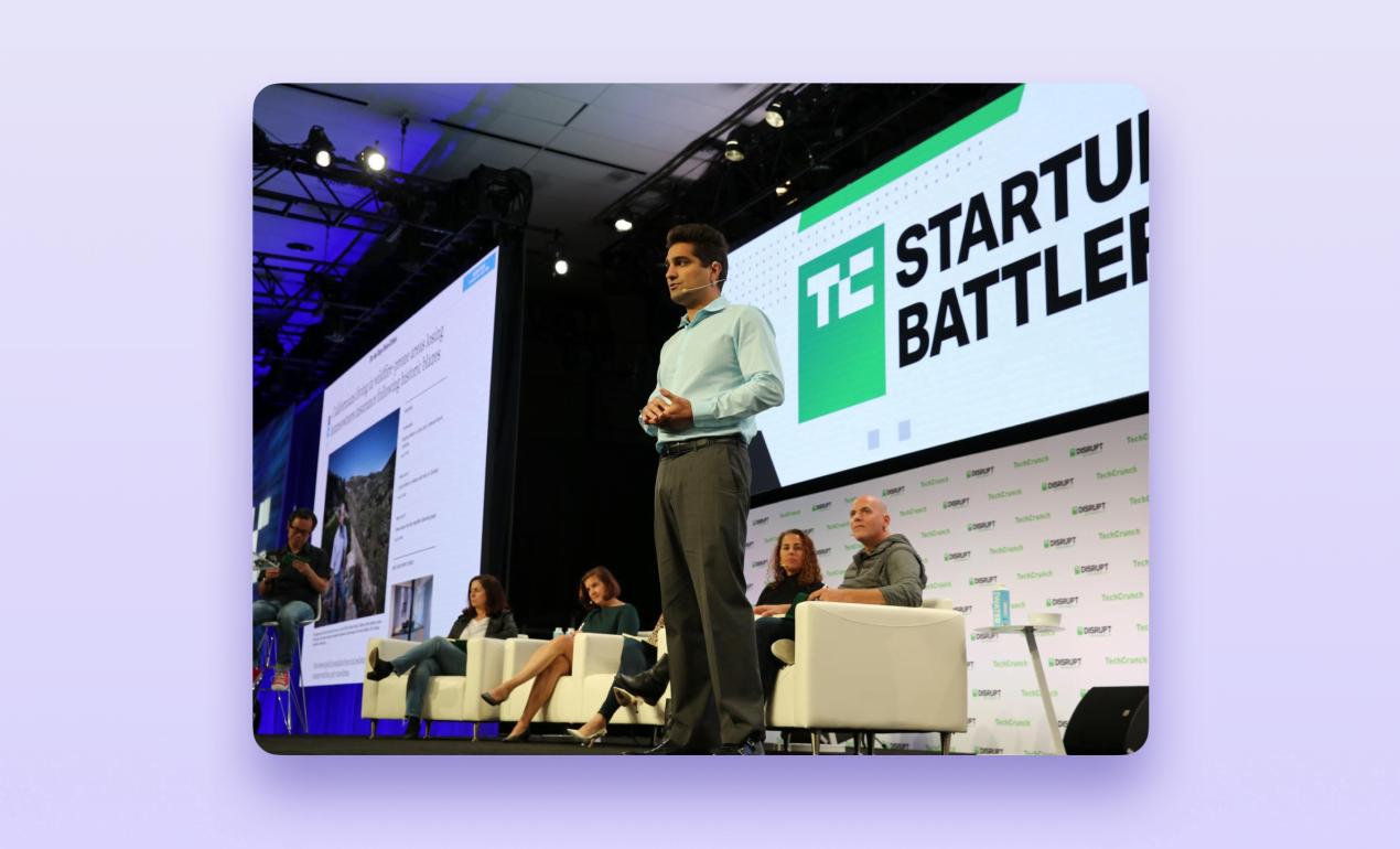 startup events — tech crunch disrupt